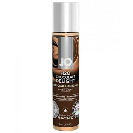 Jo H2o Chocolate Delight 1oz Lubricant