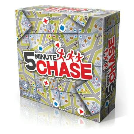 Board and Dice 5 Minute Chase Board Game ()