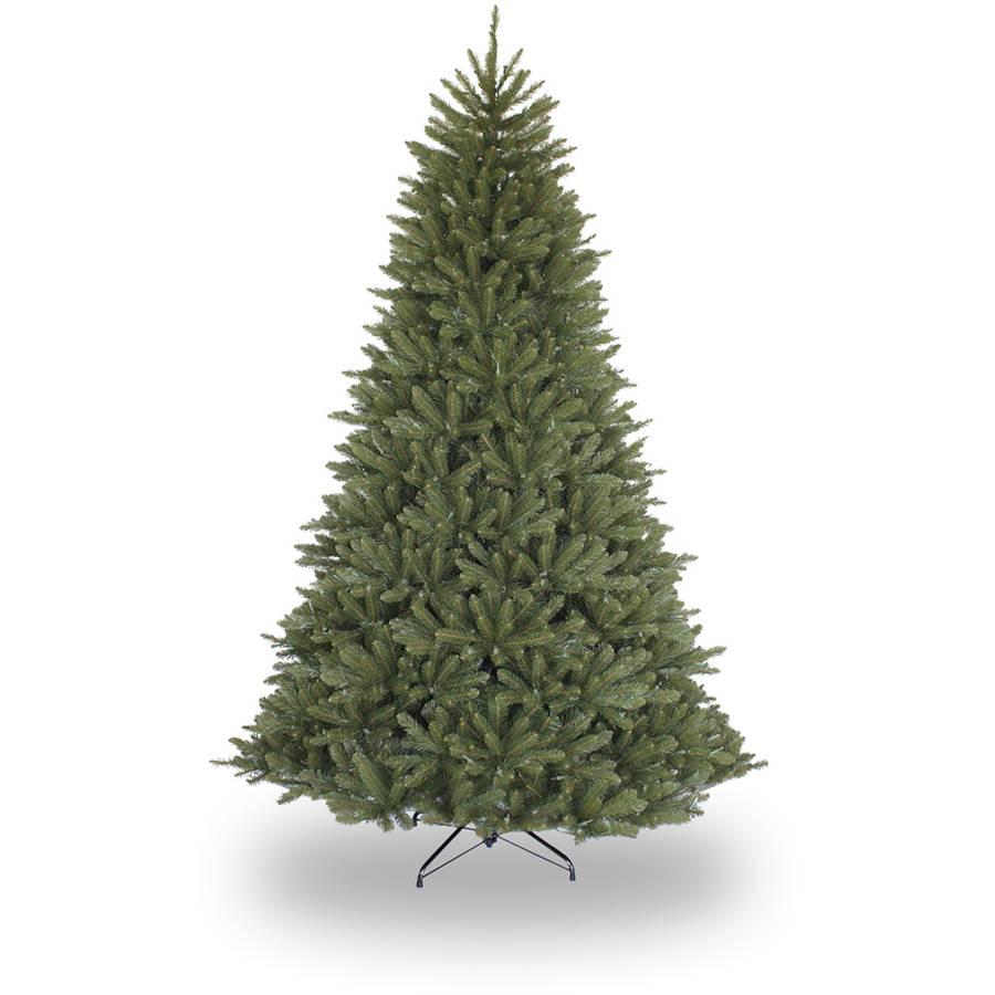 Puleo International 7' Unlit Fraser Fir Artificial Unlit Christmas Tree