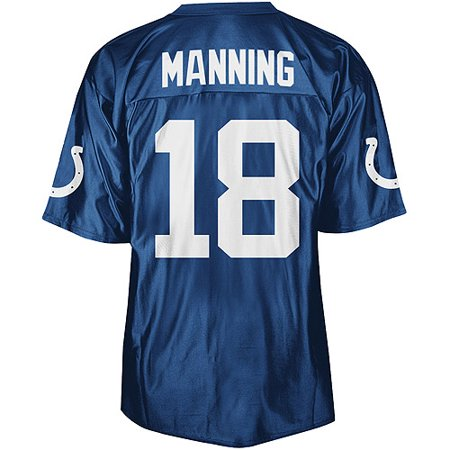 best sneakers 17377 4cab5 NFL - Big Men's Indianapolis Colts #18 Peyton Manning Jersey ...