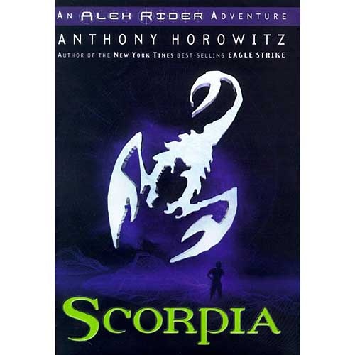 Scorpia: An Alex Rider Adventure
