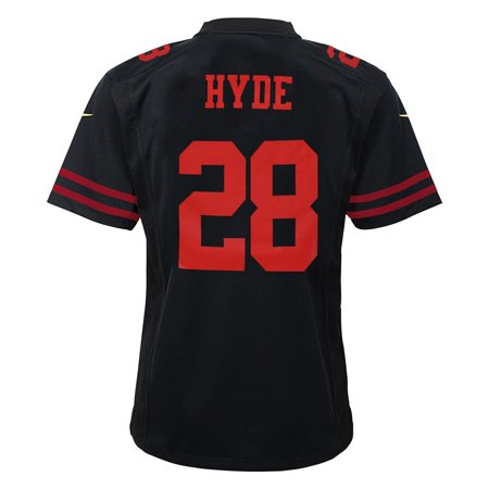 carlos hyde youth jersey