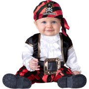Pint-Sized Pirate Infant Halloween Costume