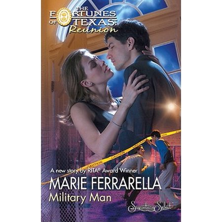 Military Man - eBook