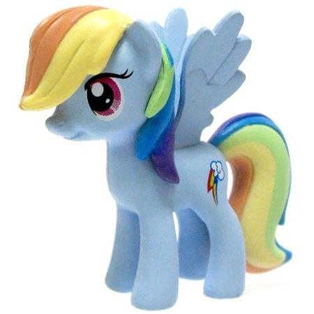 My Little Pony Monopoloy Parts Rainbow Dash 1 1/2