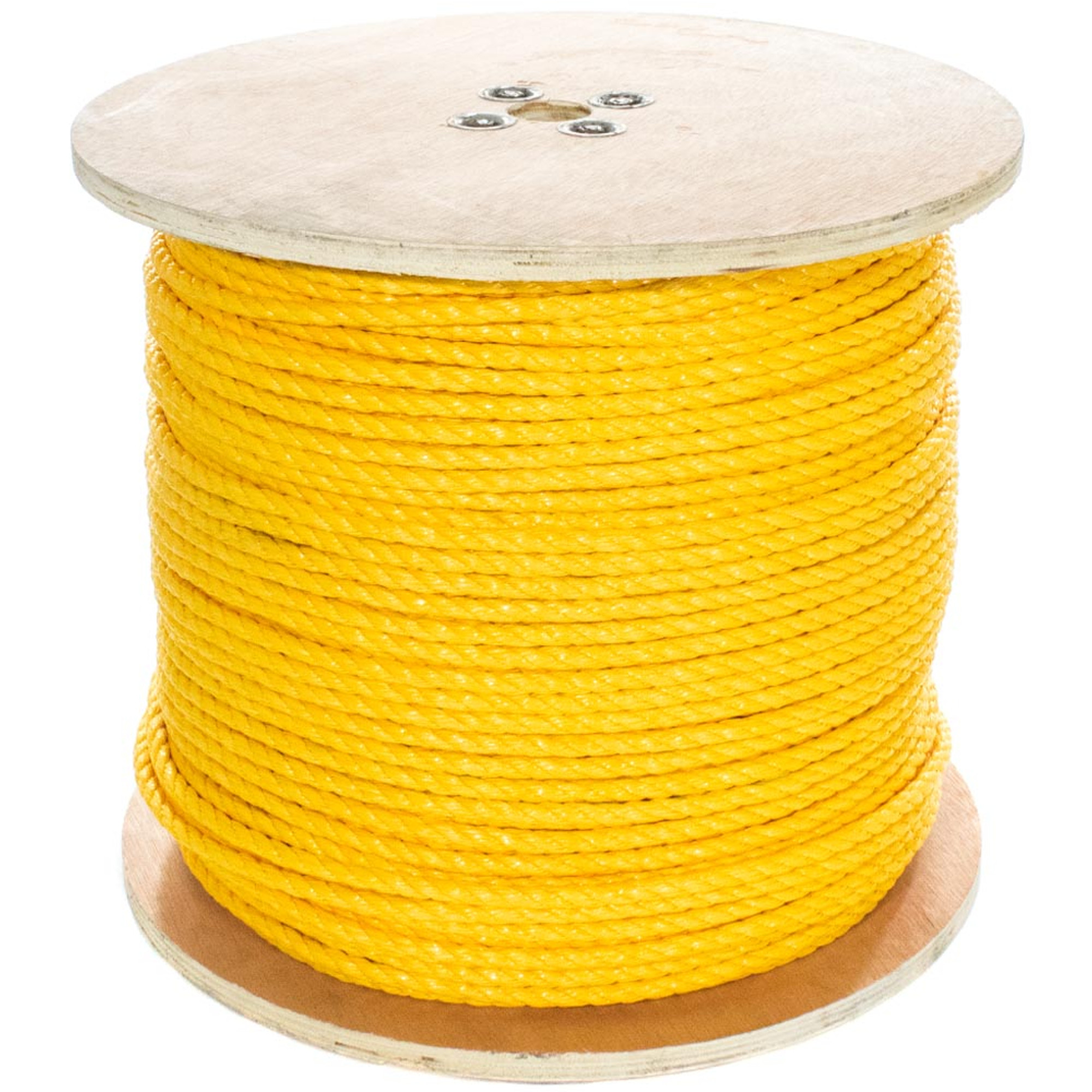 "Poly Propylene Rope 1//4/"" x 50/'"