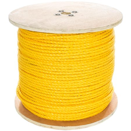 GOLBERG Twisted Polypropylene Rope 1/4
