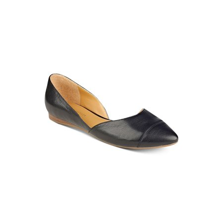 cc9dd7b70 Tommy Hilfiger Womens Naria 2 Leather Pointed Toe Ballet - image 2 of 2 ...