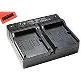 BM Premium DMW_BCG10, DMWBCG10e Dual Battery Charger for ...