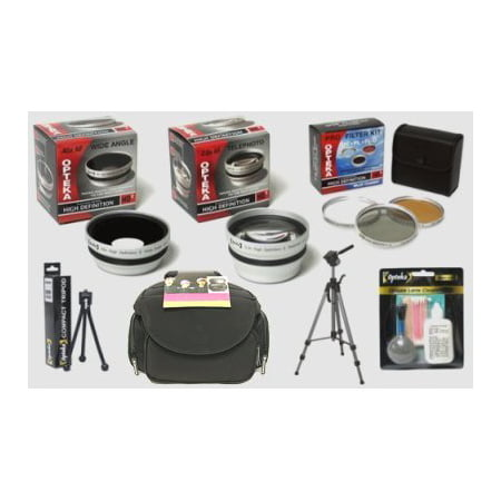Special Offer Fuji FinePix S700 HD2 Digital Professional Accessory Kit Before Special Offer Ends