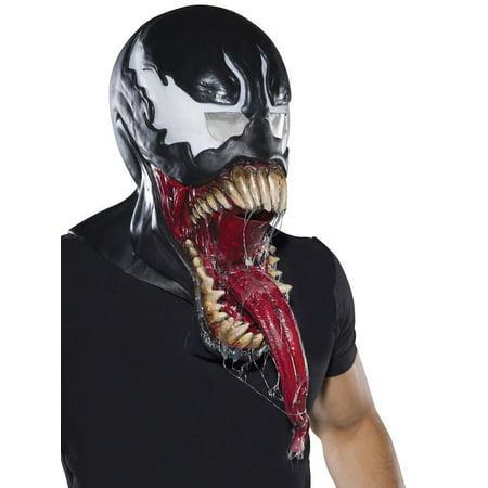 Adult Venom Latex Mask (Deluxe Venom Costume)