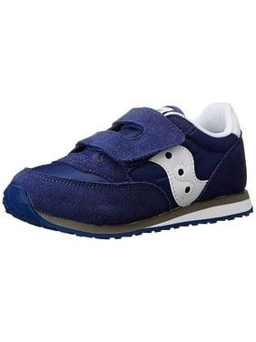 saucony jazz hook & loop sneaker (toddler/little kid),cobalt blue,7.5 m us toddler