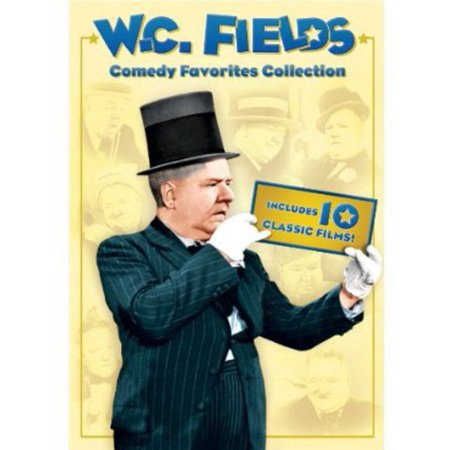 W.C. Fields: Comedy Favorites Collection (DVD)