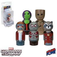 Guardians of the Galaxy Pin Mate Wooden Figure Wave 1 Case (Number of Pieces per case: 12)