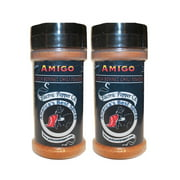 2 Packs Chili Pepper Powder Gift Set Dried Scotch Bonnet Hot Spice Seasoning 1.5 oz