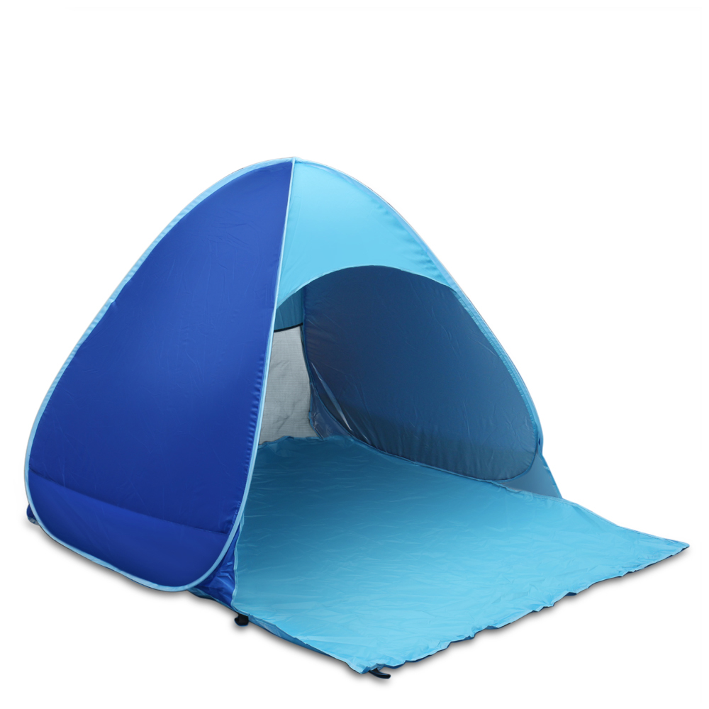 Instant Pop Up Tent - Automatic Beach Tent Sun Shelter Lightweight Portable Setup Easy Up  sc 1 st  Walmart & Instant Pop Up Tent - Automatic Beach Tent Sun Shelter ...