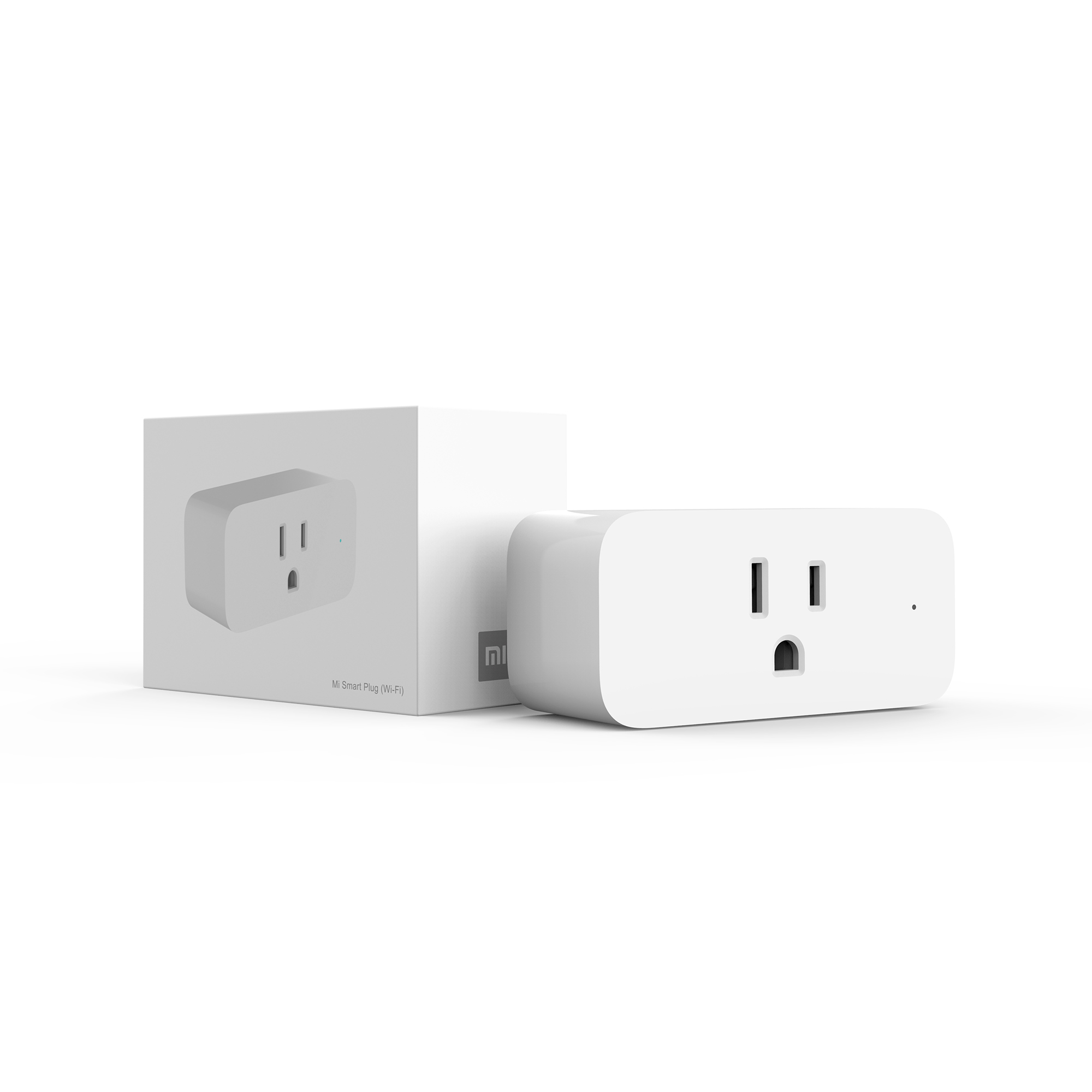 Xiaomi Mi Smart Plug, No Hub Required by Mi