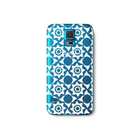 Tribal Pattern Flower India Henna Tattoo Style Phone Case for the Samsung Note 4 - Foral Pattern (Samsung Note 4 White Price In India)