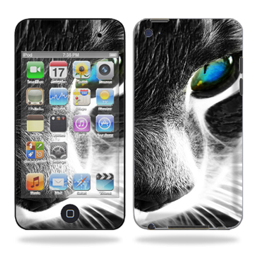 Skin Decal Wrap for iPod Touch 4G 4th Generation Cat