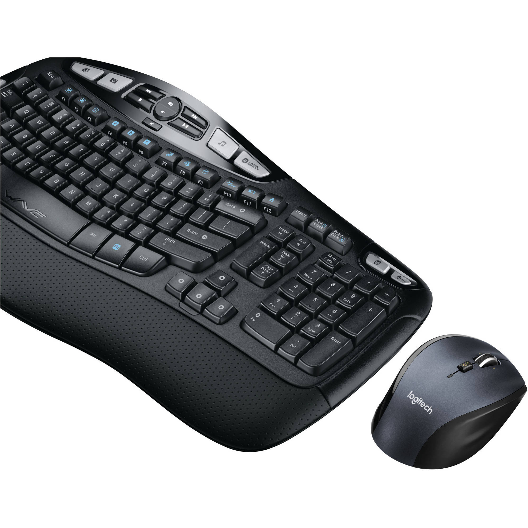 how to connect logitech mouse and keyboard