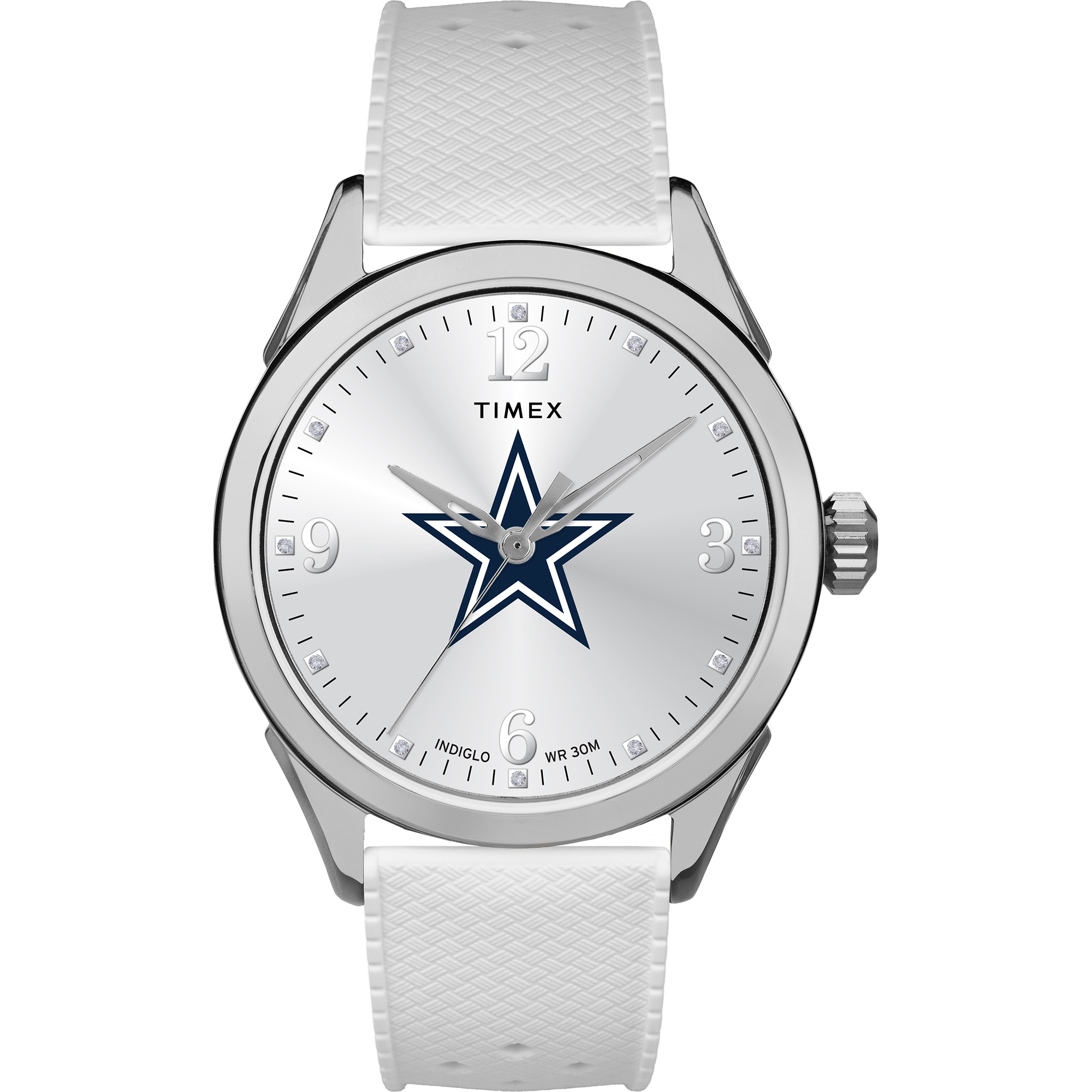 Timex - NFL Tribute Collection Athena Women's Watch, Dallas Cowboys