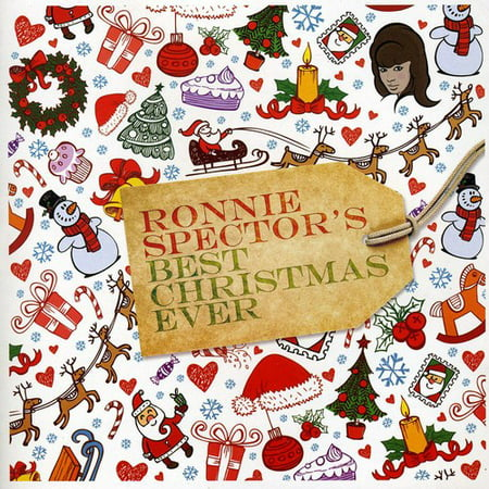 Ronettes Christmas.Ronnie Spector S Best Christmas Ever