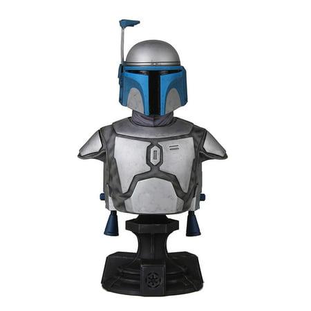 - Gentle Giant Studios Star Wars: Jango Fett Classic Bust