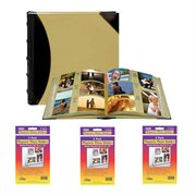 Pioneer Photo Albums 622500 Fabric Leatherette 500 Photo Album 4X6 Kit