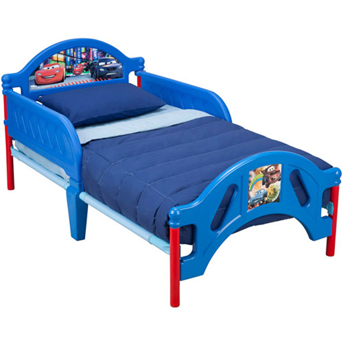 Disney - Cars Toddler Bed