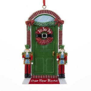 Hope Christmas Ornament (Our New Home Christmas)
