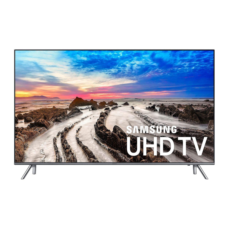 "Refurbished Samsung 65"" Class 4K (2160P) Smart LED TV (UN65MU800D)"
