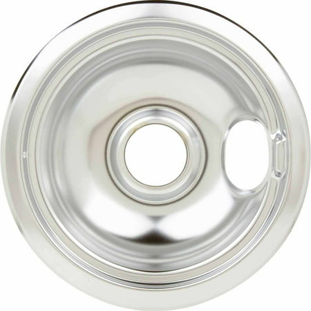 Frigidaire 6 In. Stove Chrome Drip Pan 316048414