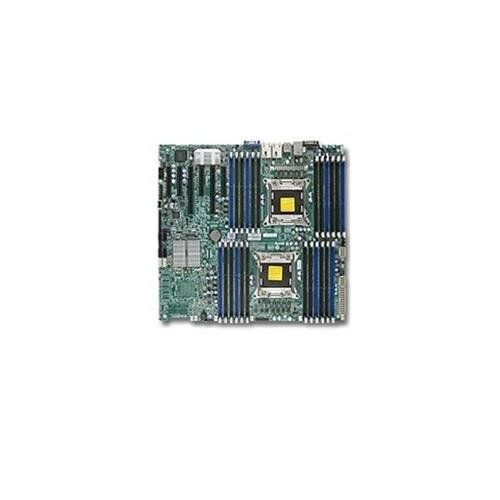 Super Micro Dual LGA2011/ Intel C602J/ DDR3/ SATA3/ V&2Gb...