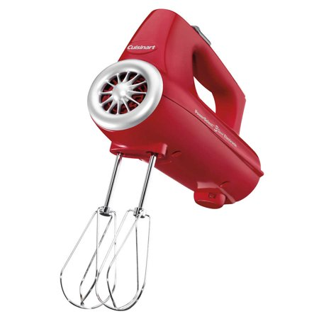 Cuisinart 3-Speed Hand Mixer – Red - image 1 of 1