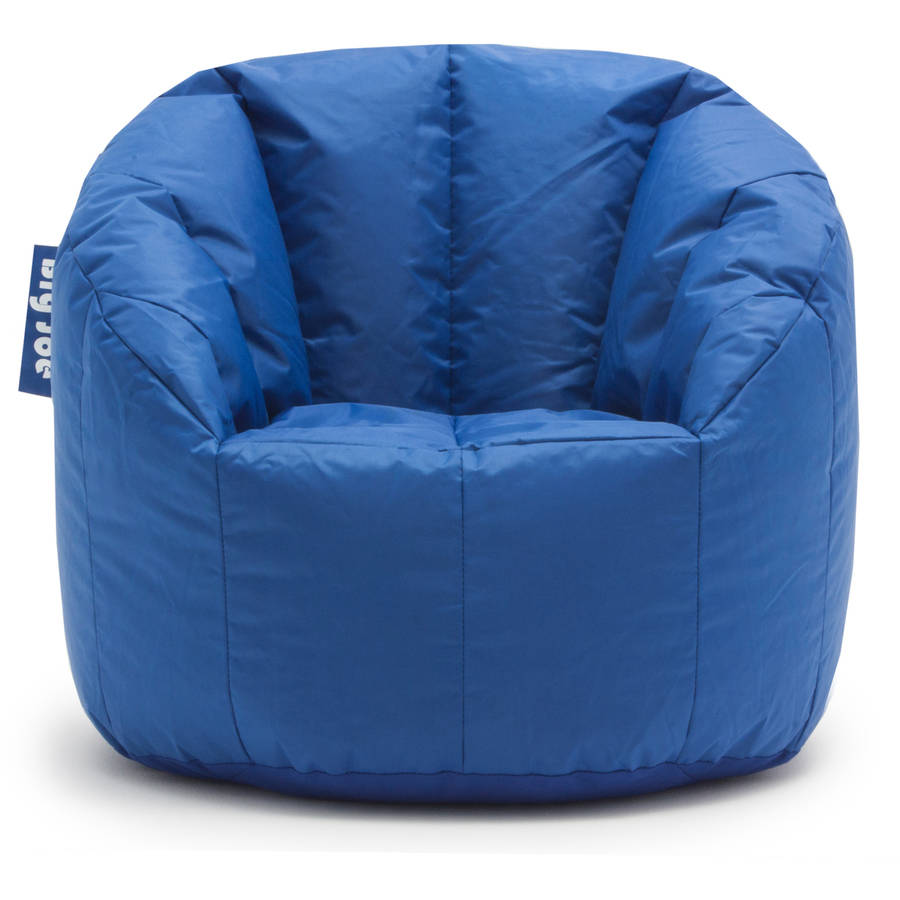 big joe milano bean bag chair multiple colors blue for. Black Bedroom Furniture Sets. Home Design Ideas