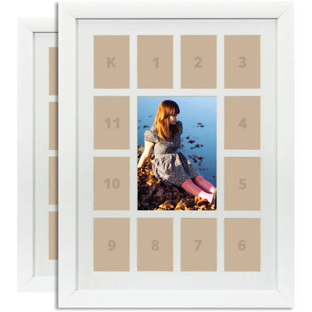 Craig Frames 12x16 School Days Collage Frame, Set of 2 - Walmart.com