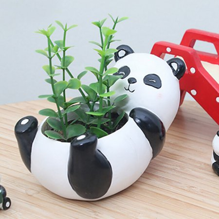 Marainbow Animal Shaped Flower Pot Planter Cartoon Bonsai Decoration, Succulent Flower Pots Supplies Garden Pot holder