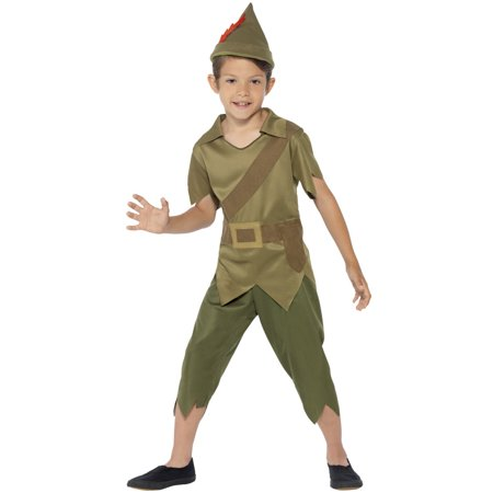 Playful Robin Hood Child Costume (Robin Hood Kid Costume)