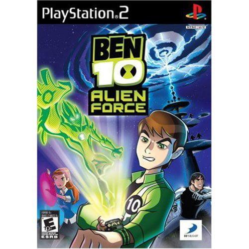 Ben 10: Alien Force (PS2)
