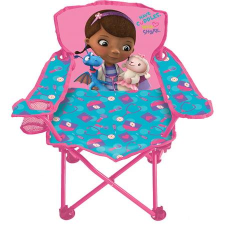 Disney Doc Mcstuffins Fold N Go Chair Walmart Com
