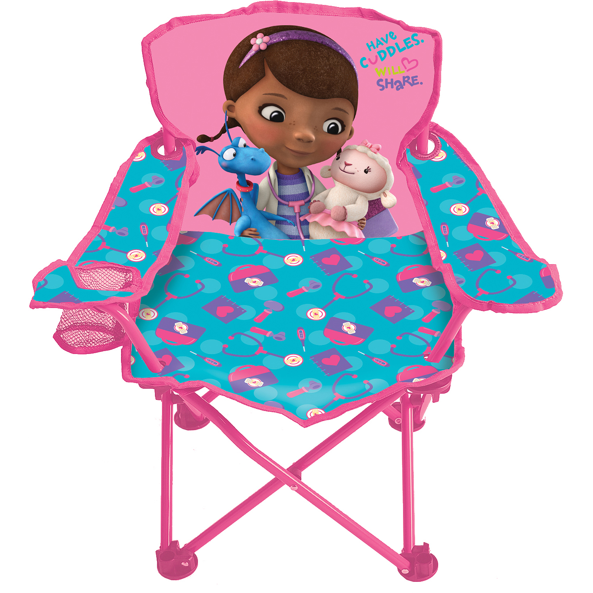 Disney Doc McStuffins Fold 'N Go Chair