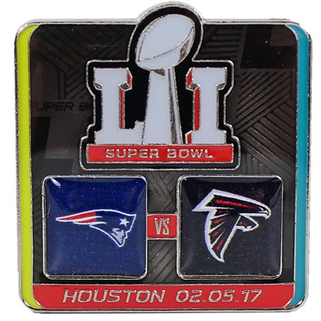 Super Bowl LI (51) Patriots vs. Falcons Dueling