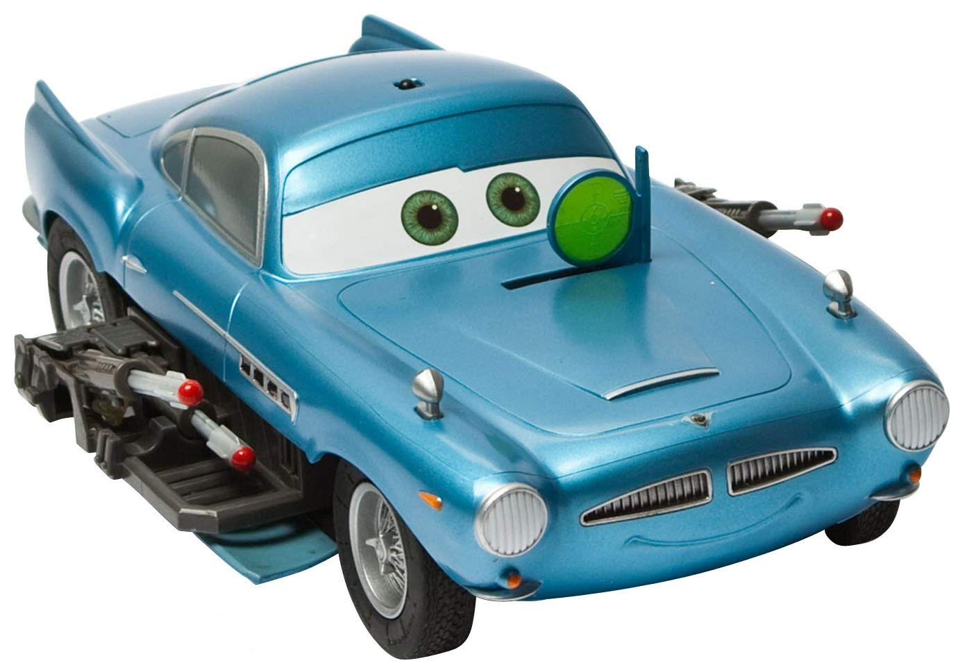 Air Hogs Cars 2 Missile Firing Finn McMissile by