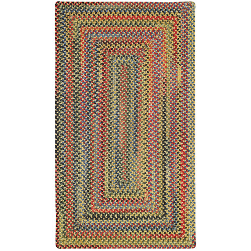 Saybrook Braided Rectangle Area Rug