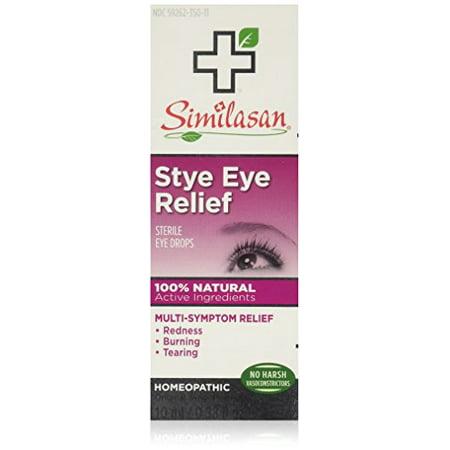Similasan Stye Eye Relief Sterile Eye Drops Homeopathic 0.33