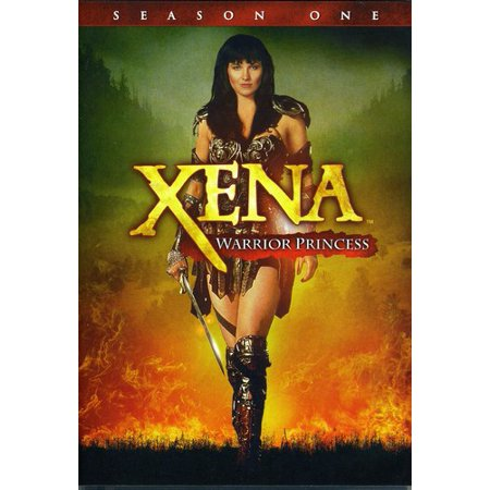 Xena Warrior Princess: Season One (DVD)
