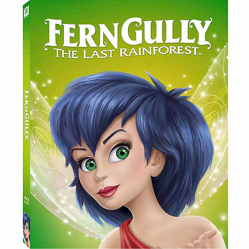 Ferngully: The Last Rainforest (Blu-ray) (Widescreen)