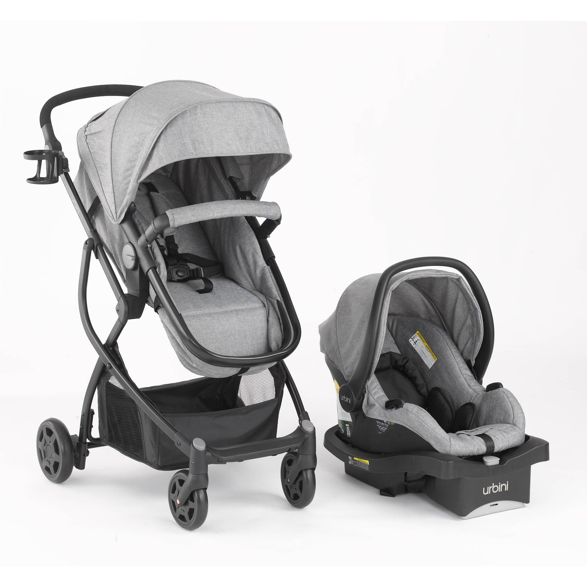 Silla De Carro Para Bebe Sistema de viaje de Omni Plus Urbini, edición especial + Urbini en Veo y Compro