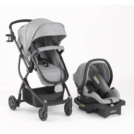 Urbini Omni Plus 3 in 1 Travel System, Special Edition ()