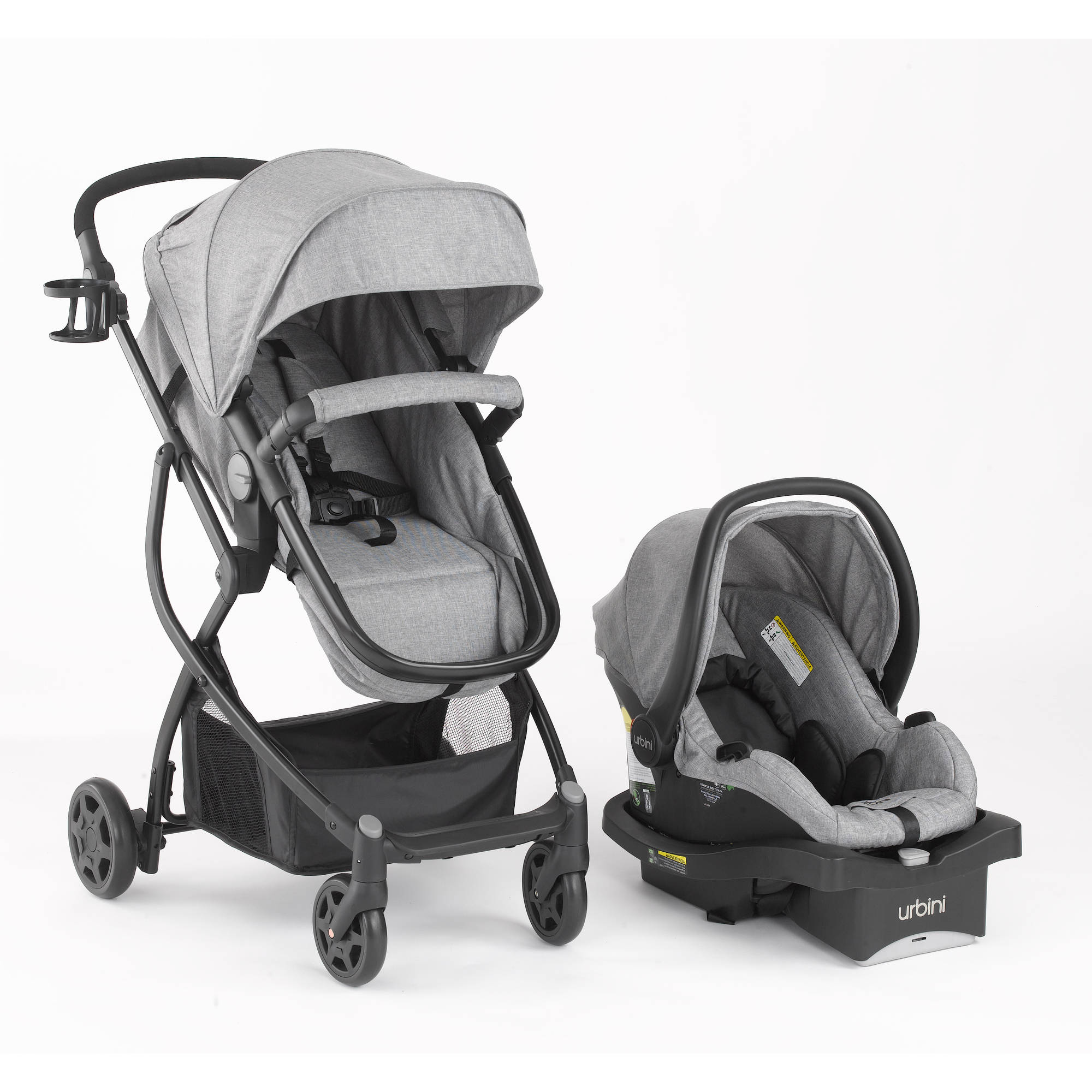 Urbini Omni Plus 3 in 1 Travel System